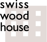 Logo Swiss Wood House